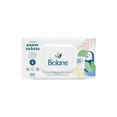 Biolane lingettes enfant pour toilettes X54