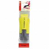 Stabilo filet de 3 surligneurs néon jaune