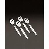 Metaltex fourchettes à huitres x4
