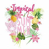 Mesa bella serviette x20 tropical summer 33x33cm 3 plis