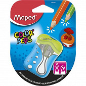 Mapedétaille crayons 2 trous color peps 043110