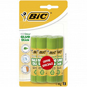 Bic colle stick écolution glue 8g x5