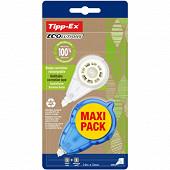 Bic ruban correcteur écolution tipp-ex easy + 1 recharge