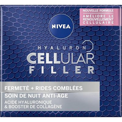 Nivea Nivea visage cellular anti-âge nuit 50ml