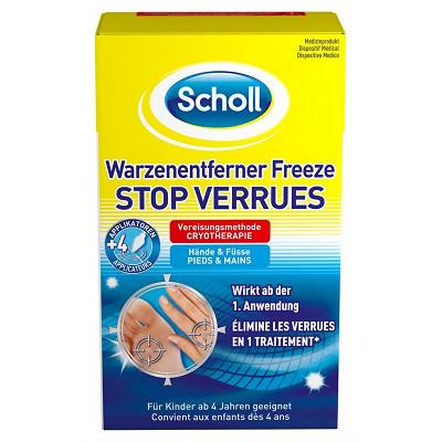 Scholl Scholl stop verrues précision