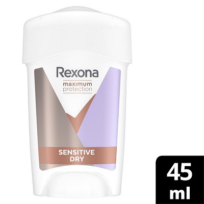 Rexona Rexona women maximum protection sensitive dry stick 45ml