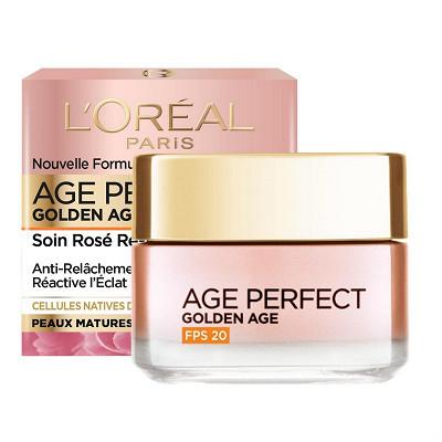 L'Oréal Dermo age perfect soin visage golden age jour 50ML