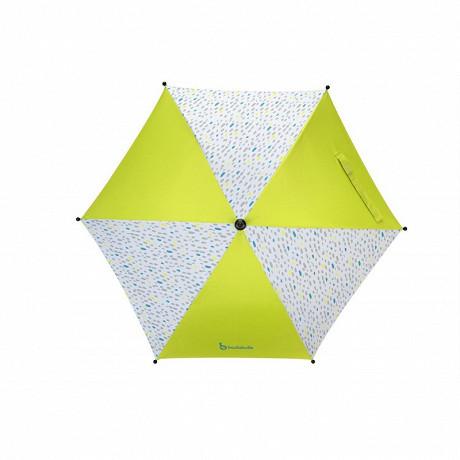 Badabulle ombrelle anti uv dots jaune