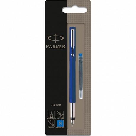 Parker - Stylo plume vector couleur + 1 cartouche