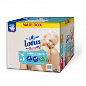 Lotus baby 72 couches t5 maxi box
