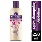 Aussie après-shampooing daily clean 250 ml