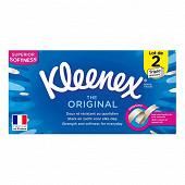 Kleenex boites original x2