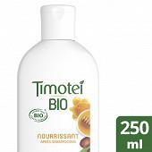 Timotei bio après-shampooing cheveux secs nourrissant au miel et jojoba
