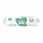 Pampers sensitive lingettes bébé 1x52 ct