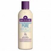 Aussie après-shampooing pure miracle 250 ml