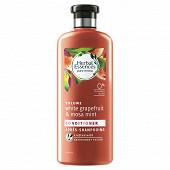 Herbal Essences après- shampooing White Grape & Mosa 400ml