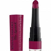 Bourjois rouge à lèvres velvet the lipstick 010 magni-fig 2.4 gr