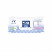 Mixa bb lingette eau minerale naturelle