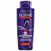 Elseve color vive shampoing violet 200 ml