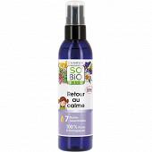 So'bio spray retour au clame 7 huiles essentielles idéal dès 3 ans 100ml