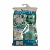 Set de toilette + lingettes pocket Biolane offertes Bébé Confort