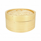 Panier a vapeur en bambou 16.5cm