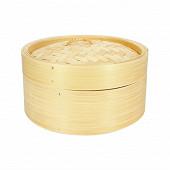 Panier a vapeur en bambou 20.3cm