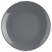 Assiette dessert gris 21 cm