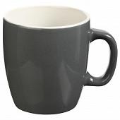 Mug gris 18 cl