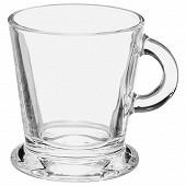 Tasse verre espresso 8 cl