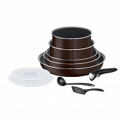 Ingenio essentiel black coffe set 10 pieces non induction