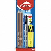 Maped kit écriture 8 pièces
