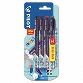 Frixion fineliner 3+1 bonus pack