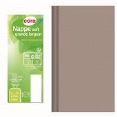 Cora nappe 5mx1m38 soft gris