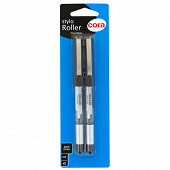 Cora 2 rollers noirs 0,7mm