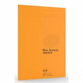 Cora bloc agrafé a4 210x297 mm 160 pages 80 grammes petits carreaux
