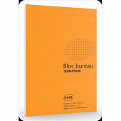 Cora bloc agraphé a5 160 pages 80 grammes petits carreaux