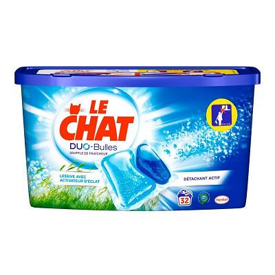 Le Chat Le chat souffle de fraicheur duo bulles X32 doses