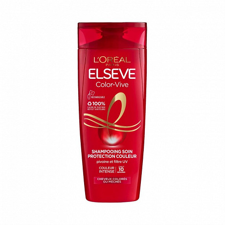 Elseve shampooing colorvive 290ml