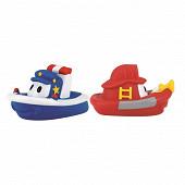Nuby bateaux arroseurs pour le bain - 1p - 6m+