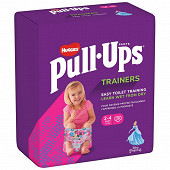 Huggies pull-ups trainers fille 2-4 ans