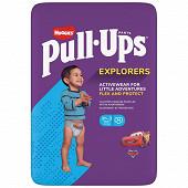 Huggies pull-ups explorers garçon 1,5-3ans