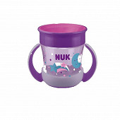 Mini Magic Cup - 360° poignées - 6m+ nuit fille Nuk