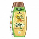 Shampooing nature moments miel & figue de barbarie l2sp