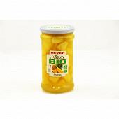 Beyer mini ananas préservés bio 66cl 370g net égoutté