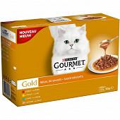 Gourmet gold régal de sauce 85gx12