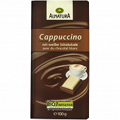 Alnatura chocolat cappuccino 100g