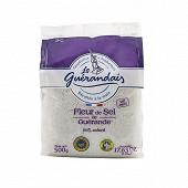 Le guérandais fleur de sel de guérande sachet 500g