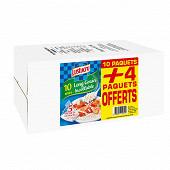 Panzani riz lustucru 10' 10x(5x90g) + 4 x(5x90g) offerts