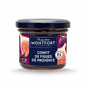 Maison Montfort confit de figue de provence bocal twist off 110g